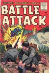 Cover for Battle Attack (Stanley Morse, 1954 series) #5