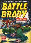 Cover for Battle Brady (Marvel, 1953 series) #12