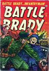 Cover for Battle Brady (Marvel, 1953 series) #13