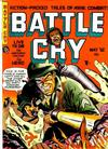Cover for Battle Cry (Stanley Morse, 1952 series) #1