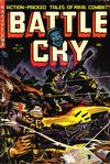 Cover for Battle Cry (Stanley Morse, 1952 series) #7