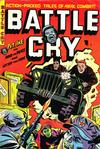 Cover for Battle Cry (Stanley Morse, 1952 series) #11