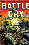 Cover for Battle Cry (Stanley Morse, 1952 series) #17