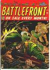 Cover for Battlefront (Marvel, 1952 series) #2