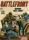 Cover for Battlefront (Marvel, 1952 series) #5