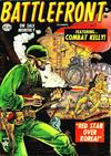 Cover for Battlefront (Marvel, 1952 series) #7