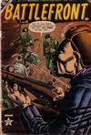 Cover for Battlefront (Marvel, 1952 series) #13
