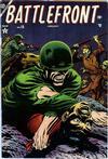 Cover for Battlefront (Marvel, 1952 series) #15