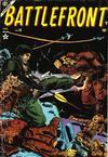 Cover for Battlefront (Marvel, 1952 series) #16