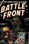 Cover for Battlefront (Marvel, 1952 series) #17