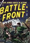 Cover for Battlefront (Marvel, 1952 series) #18