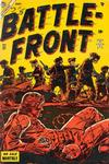 Cover for Battlefront (Marvel, 1952 series) #21
