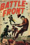 Cover for Battlefront (Marvel, 1952 series) #23
