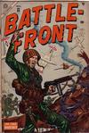 Cover for Battlefront (Marvel, 1952 series) #25