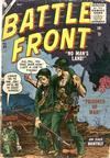 Cover for Battlefront (Marvel, 1952 series) #31