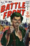 Cover for Battlefront (Marvel, 1952 series) #33
