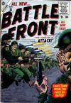 Cover for Battlefront (Marvel, 1952 series) #34