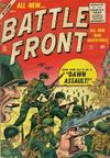 Cover for Battlefront (Marvel, 1952 series) #35