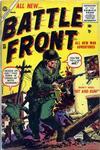 Cover for Battlefront (Marvel, 1952 series) #39