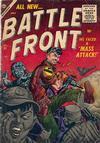 Cover for Battlefront (Marvel, 1952 series) #41