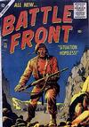 Cover for Battlefront (Marvel, 1952 series) #42
