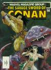 Cover for The Savage Sword of Conan (Marvel, 1974 series) #98