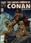 Cover for The Savage Sword of Conan (Marvel, 1974 series) #100