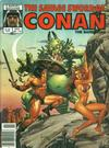 Cover for The Savage Sword of Conan (Marvel, 1974 series) #118