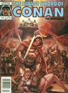 Cover for The Savage Sword of Conan (Marvel, 1974 series) #122