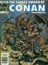 Cover for The Savage Sword of Conan (Marvel, 1974 series) #123