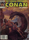 Cover for The Savage Sword of Conan (Marvel, 1974 series) #125