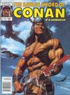 Cover for The Savage Sword of Conan (Marvel, 1974 series) #143