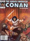 Cover for The Savage Sword of Conan (Marvel, 1974 series) #146