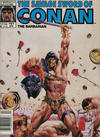 Cover for The Savage Sword of Conan (Marvel, 1974 series) #147