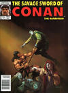 Cover for The Savage Sword of Conan (Marvel, 1974 series) #155