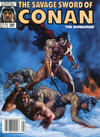 Cover for The Savage Sword of Conan (Marvel, 1974 series) #160