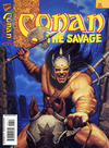 Cover for Conan the Savage (Marvel, 1995 series) #6