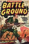 Cover for Battleground (Marvel, 1954 series) #6
