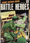 Cover for Battle Heroes (Stanley Morse, 1966 series) #1