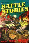 Cover for Battle Stories (Fawcett, 1952 series) #1
