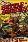 Cover for Battle Stories (Fawcett, 1952 series) #4