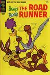 Cover for Beep Beep the Road Runner (Western, 1966 series) #6