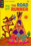 Cover for Beep Beep the Road Runner (Western, 1966 series) #24