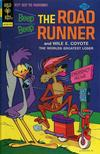 Cover Thumbnail for Beep Beep the Road Runner (1966 series) #53 [Gold Key]