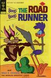Cover Thumbnail for Beep Beep the Road Runner (1966 series) #54 [Gold Key]