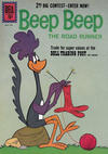 Cover for Beep Beep (Dell, 1960 series) #11