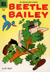 Cover for Beetle Bailey (Dell, 1956 series) #6