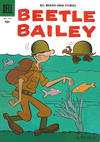 Cover for Beetle Bailey (Dell, 1956 series) #7