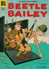 Cover for Beetle Bailey (Dell, 1956 series) #8