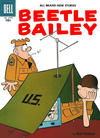 Cover for Beetle Bailey (Dell, 1956 series) #9